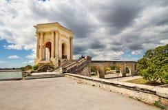 Montpellier Frankrike royaltyfria foton