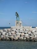 Montpellier hamn Royaltyfri Bild