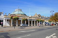 Montpellier Rotunda, Cheltenham. Royalty Free Stock Photo