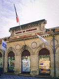 Montpellier tourism office, France Royalty Free Stock Photography