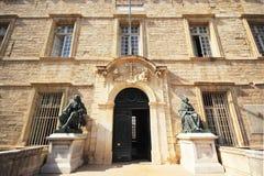 Montpellier travel Stock Image
