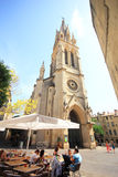 Montpellier travel Royalty Free Stock Photo