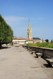 Montpellier travel Royalty Free Stock Image