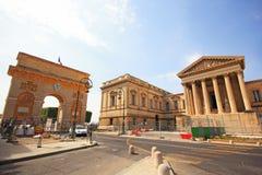 Montpellier travel Royalty Free Stock Photos