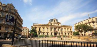 Montpellier travel Royalty Free Stock Photo