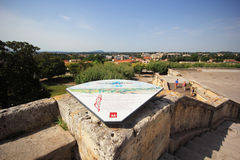Montpellier travel Stock Photography