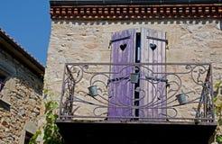 Montpeyroux,法国 免版税库存照片