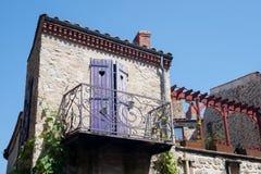Montpeyroux Arkivbild