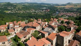 Montpeyroux, France Royalty Free Stock Photo