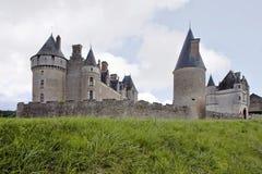 montpoupon du château de France photos stock