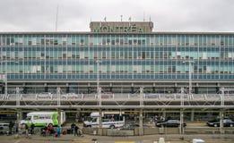 Montréal-Pierre Elliott Trudeau International Airport imagen de archivo libre de regalías