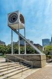 Montréal Palais des Congrès γλυπτό Στοκ εικόνες με δικαίωμα ελεύθερης χρήσης