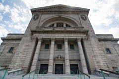 Montréal, éloquence du ` s de Saint Joseph Images libres de droits