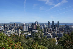 Montréal image stock
