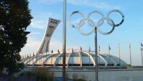 Montréal, Canada - Montréal le Stade Olympique le 31 juillet 2013 Image libre de droits