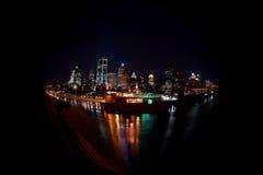 Montréal dans la cuvette photographie stock libre de droits