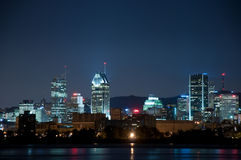 Montréal du centre Images libres de droits