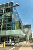 Montréal Palais des Congrès Fotografia Royalty Free