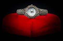Montre-bracelet de femme Image stock