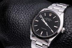 Montre-bracelet de luxe de Rolex Image stock