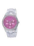 Montre-bracelet de Madame Photographie stock
