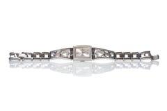 Montre-bracelet femelle Image stock