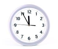 montre d'horloge Photographie stock libre de droits