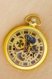 montre de poche antique Image libre de droits