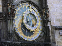 Montre Prague Orloy 10 Images libres de droits