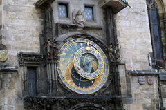 Montre Prague Orloy 4 Photo libre de droits
