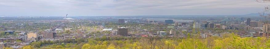 montreal панорамный Стоковые Изображения