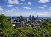 Montreal Royalty Free Stock Image