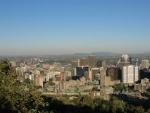 Montreal Royalty Free Stock Photography