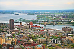 Montreal Stock Afbeelding