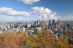 Montreal Royalty Free Stock Images