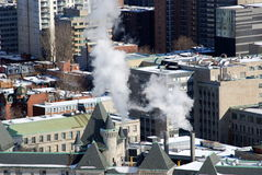 Montreal Royalty-vrije Stock Afbeelding