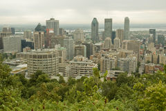Montreal 6 reais Fotos de Stock
