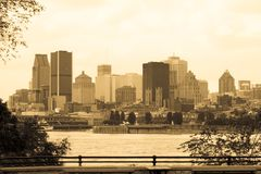 Montreal. Royalty Free Stock Images