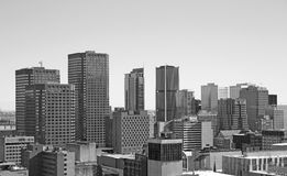 Montreal architecture Royalty Free Stock Photo