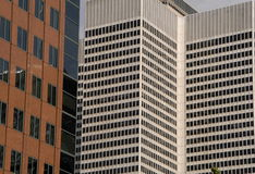 Montreal - Architecture detail skyscrapers Stock Images