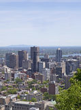 Montreal architecture Royalty Free Stock Images