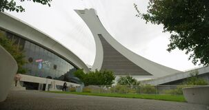 The Montreal Biodome at Olympic Park