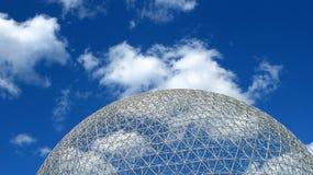Montreal biosphere Royalty Free Stock Image