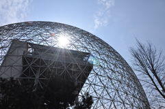 Montreal Biosphere Stock Photos