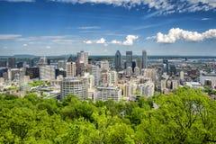Montreal céntrica Foto de archivo