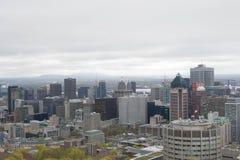 Montreal cênico, Canadá imagem de stock