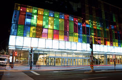 Montreal Convention Centre, Canada Stock Image