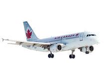 Montreal, Canada - February 12, 2012: Air Canada A320 Stock Images