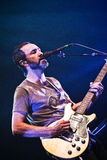 MONTREAL, CANADA, May 23, 2013, The Shins in concert at the Metropolis. Stock Photos