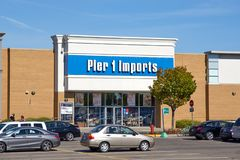 Pier 1 Imports Inc. store. Royalty Free Stock Photos
